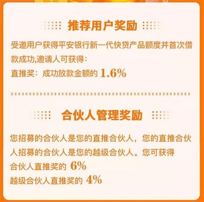 河马推贷款推广返佣平台,主打平安新一贷快贷